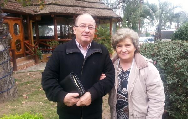 BISIO, Ricardo Luis y Amelia