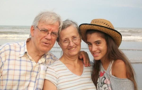 GARCIA PALOU, Juan Carlos y Haydeé