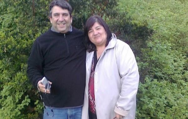 MONTES, Adrián y Marcela