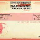 Encuentro Misionero Nacional y Transcultural