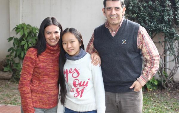QUINTEROS, Claudio y Marcia