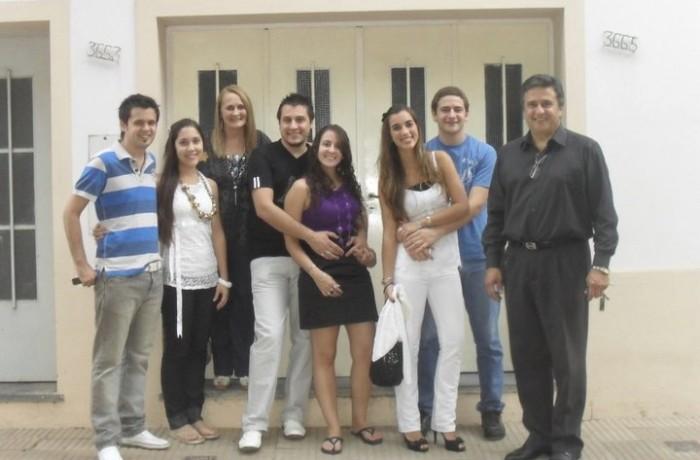 HURTADO, Daniel y Alicia