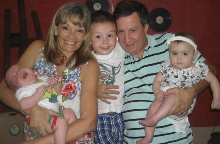 VERA, Rubén y Patricia