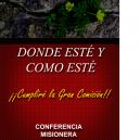 Informe Conferencia Misionera en San Martín de los Andes