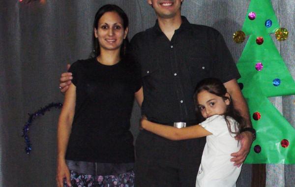 OLIVERA, Daniel y Damiana